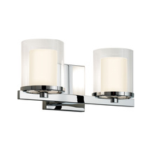 Sonneman 3412.01 - 2-Light Sconce