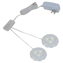 Sea Gull 98862SW-15 - 2 Light LED Disk Kit 3000K