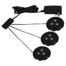 Sea Gull 98863SW-12 - 3 Light LED Disk Kit 3000K