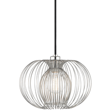 Hudson Valley H181701S-PN - 1 Light Small Pendant