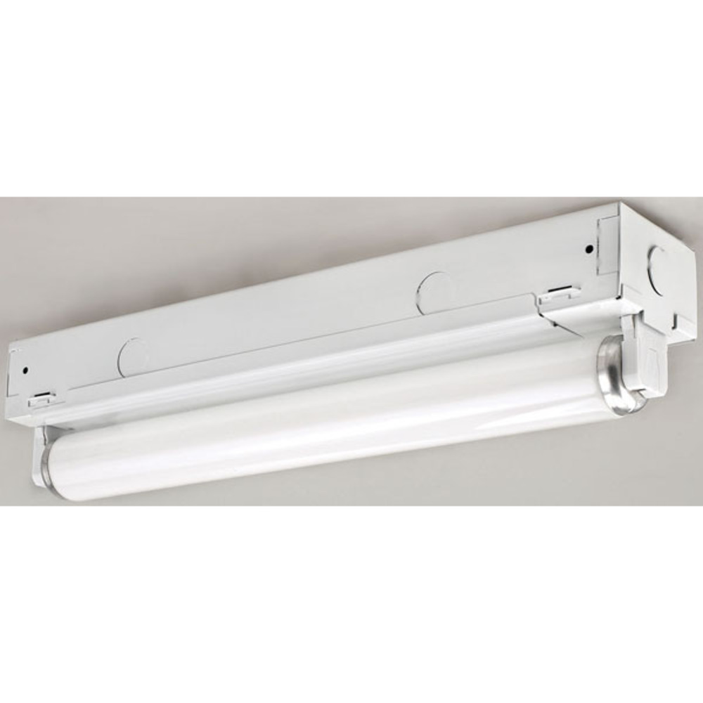 "Fluorescent, FT8151, 15"" Strip, 1 Bulb, 14W T8 or T12"