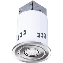 Canarm RD3DCBN-LED-4 - Recessed, RD3DCBN-LED-4, 4-Pack, IC and Non-IC REMODEL, Gimbal Trim, 4 x Bymea 7.5W 500Lumen 3000K G