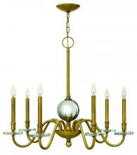 Hinkley Canada 4206HB - CHANDELIER EVERLY