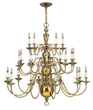 Hinkley Canada 4419BB - Chandelier Cambridge