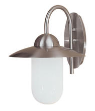 Eglo Canada 83585A - 1L Outdoor Wall Light
