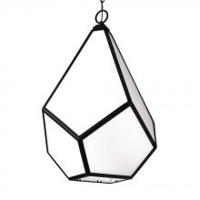 Feiss F3034/4BK - 4 - Light Pendant