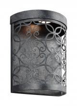 Feiss WB1814DWZ-LED - 1 - Light Outdoor LED Wall Lantern