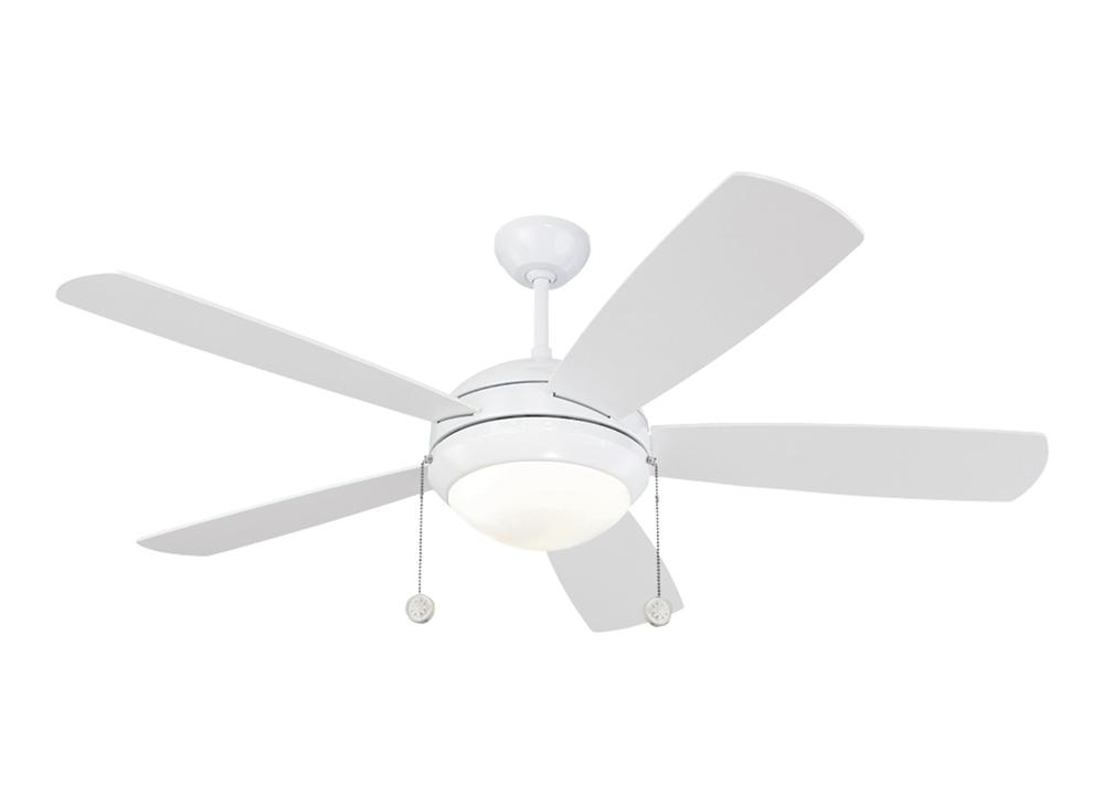 "52"" Discus Fan - White"